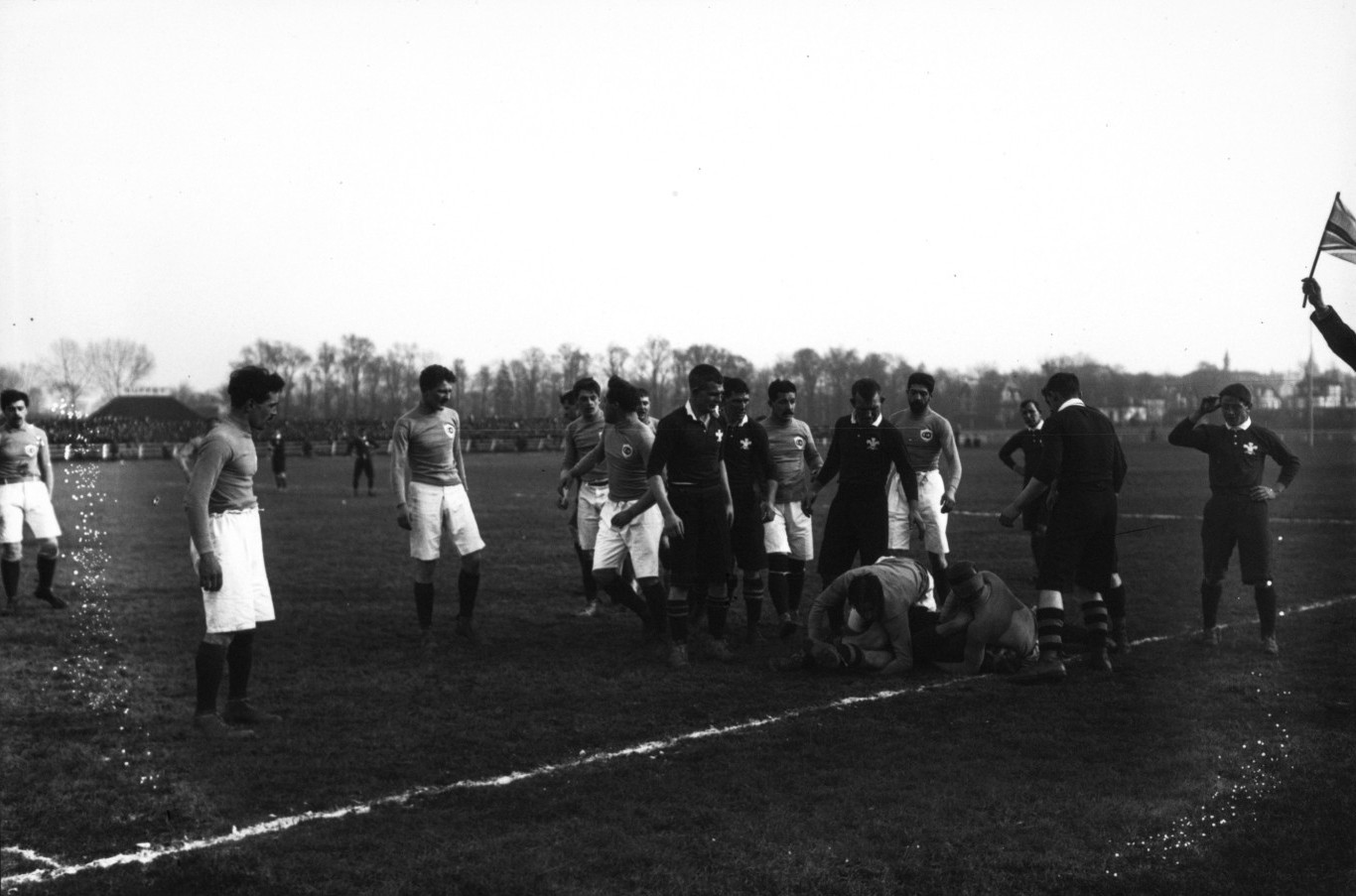 1909 France v Wales - Rugby Memorabilia Society (match photos) (1)