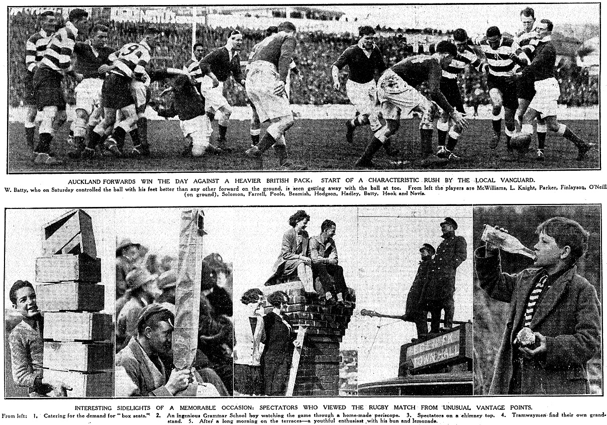 21st July 1930 - NZ Herald - Photos (2)