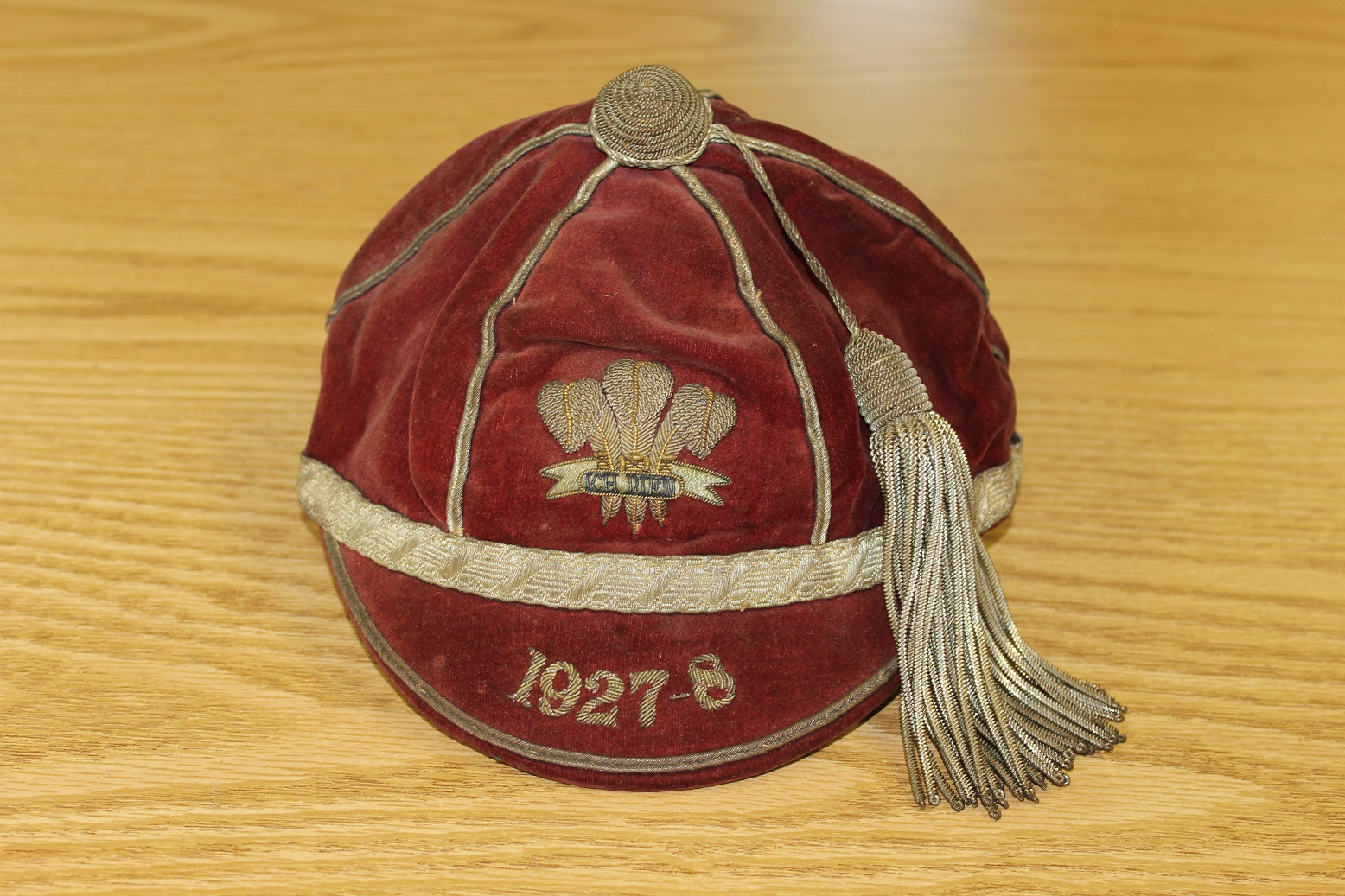 Cecil Pritchard - Welsh Cap - Rugby Memorabilia Society