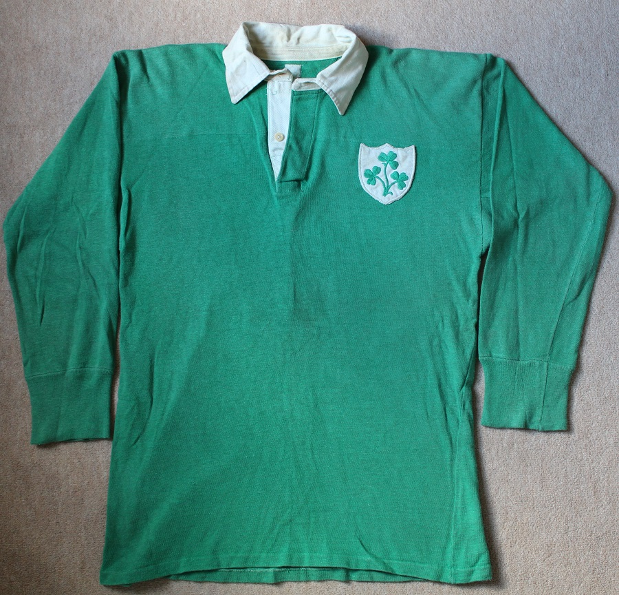 Ronnie Dawson Match worn jersey