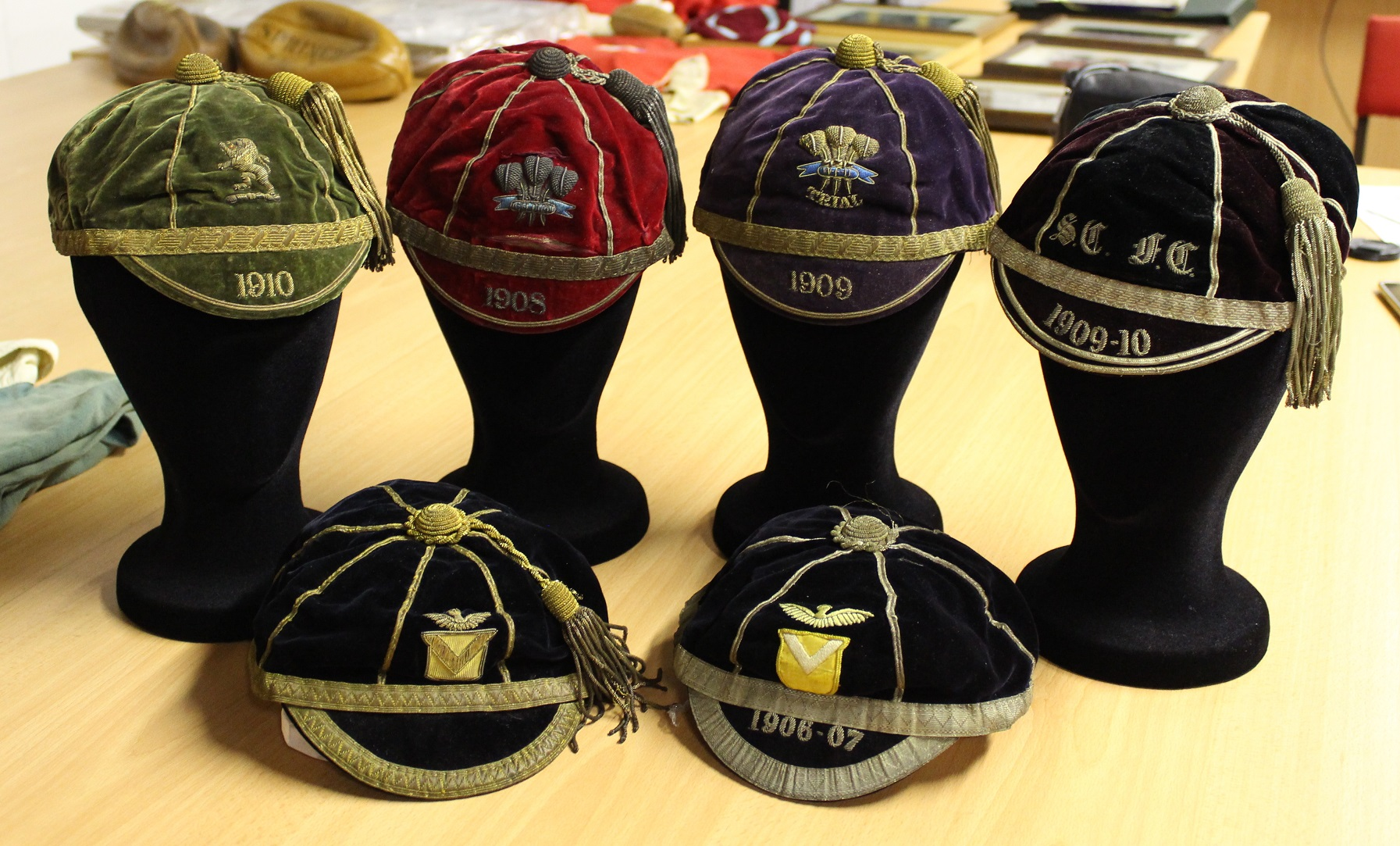 Phil Waller - Honours Cap Collection - Rugby Memorabilia Society - WRU - Wales British Lions etc