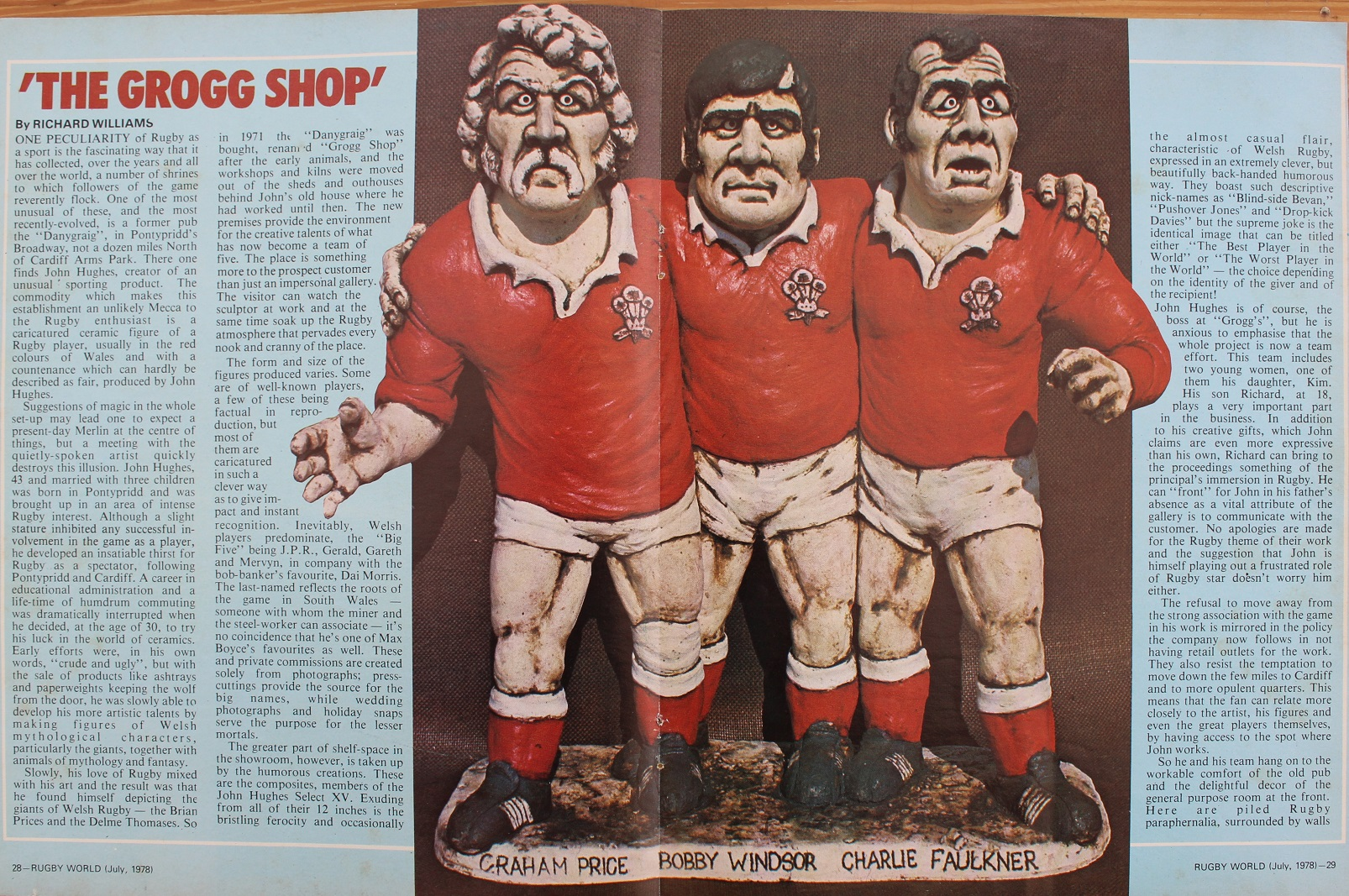 Rugby World July 1978 (article) 1