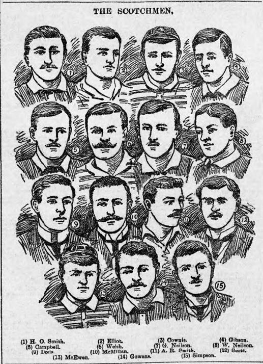 South Wales Daily News 26th Jan 1895 - Scottish Team (2).jpg